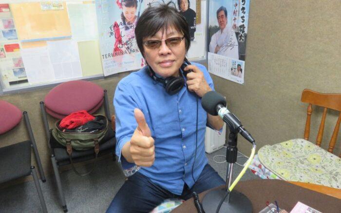 7月17日放送回ゲスト:シンガーソングライター 村井敏朗さん♪
